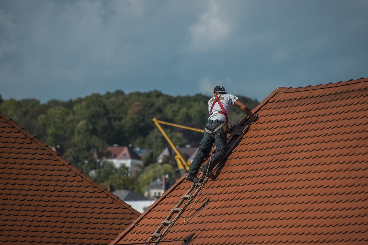 Ciepły i bezpieczny dach