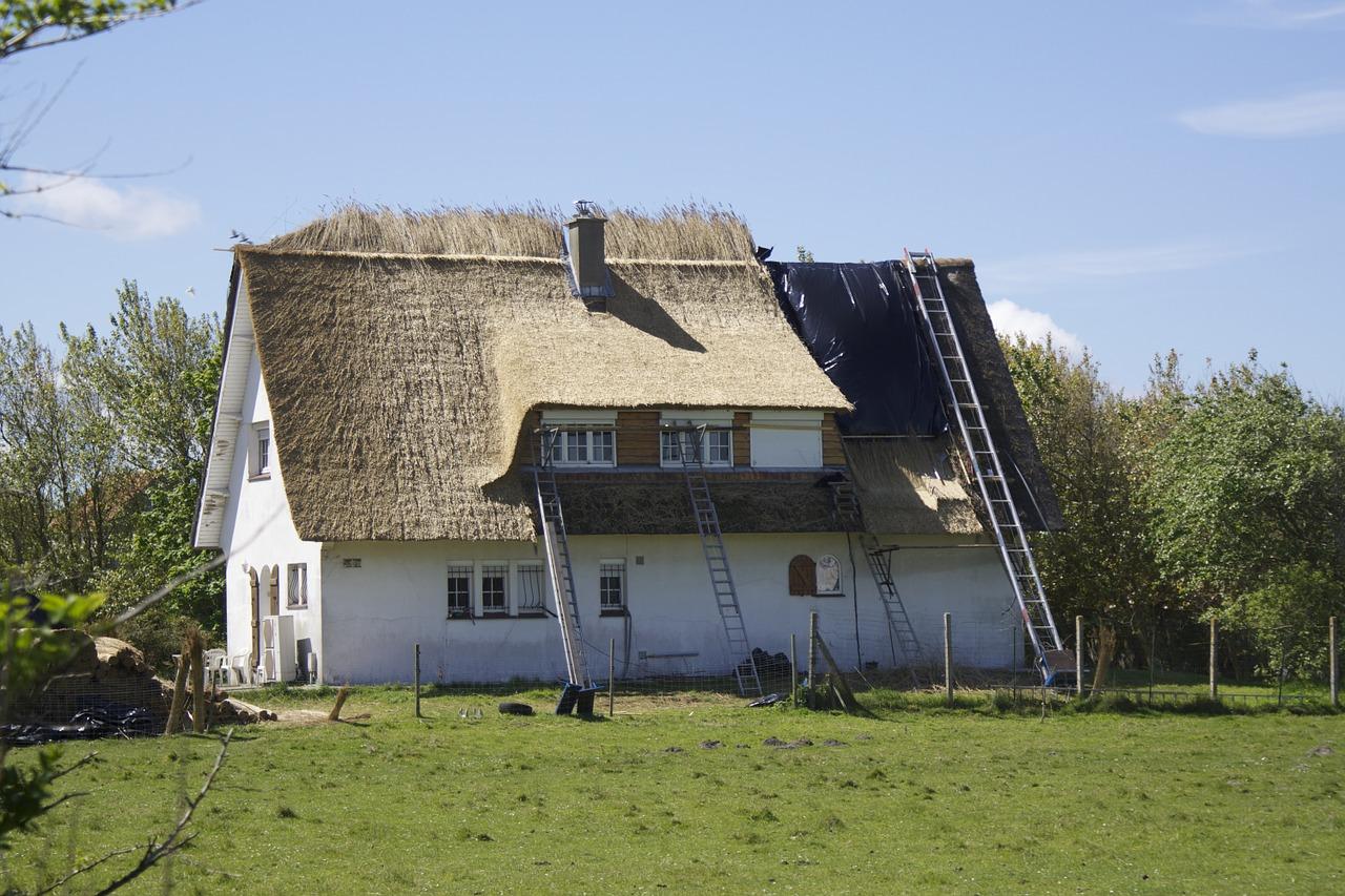 Remont dachu - rób z głową