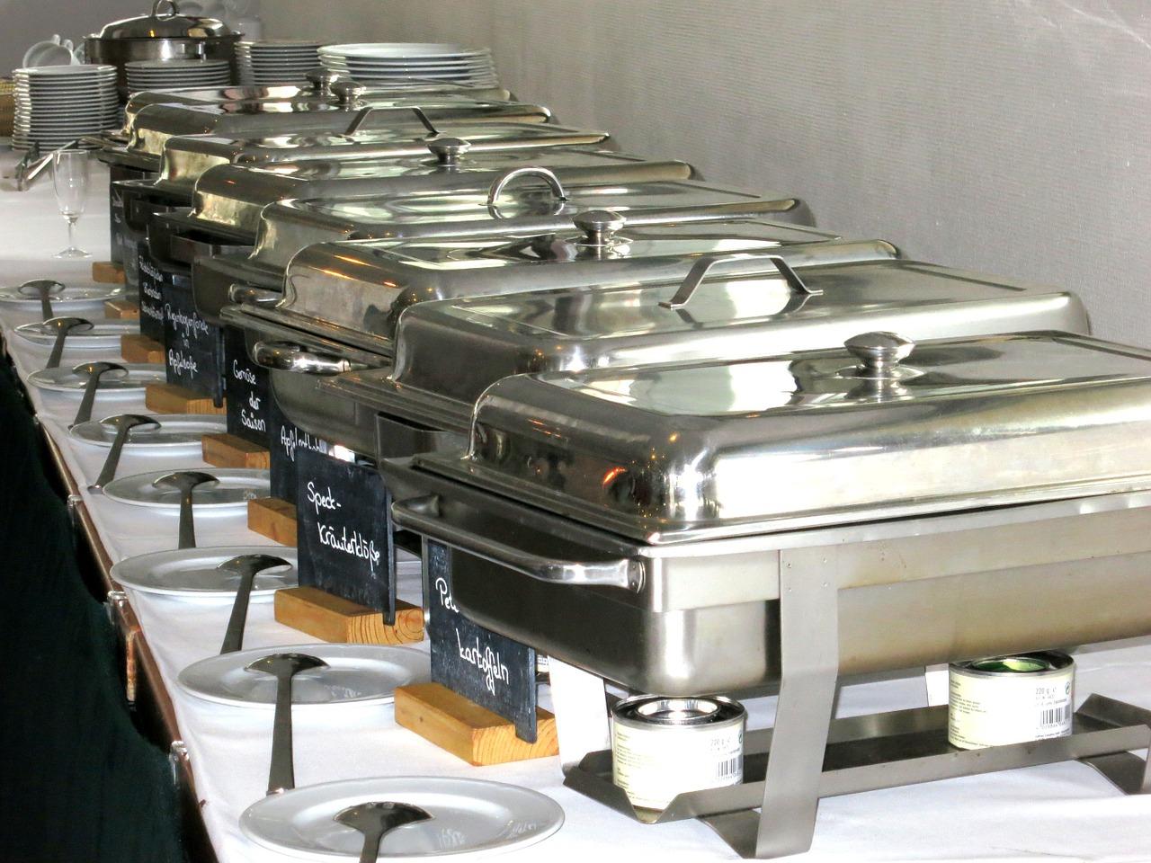 Sprzęt dla lokali gastronomicznych