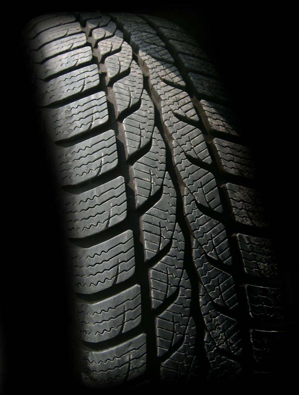 Przyczepność i bezpieczeństwo jazdy